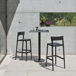 Calligaris Skin Outdoor Bar Stool